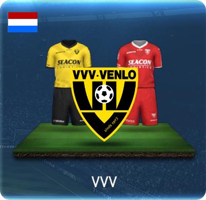 VVVのユニフォーム画像