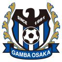 ガンバ大阪のエンブレム画像
