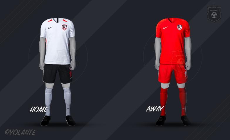 ガジアンテプ FKのユニフォーム画像