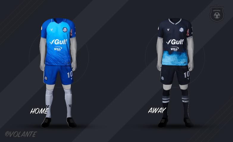 ラヨーン FCのユニフォーム画像